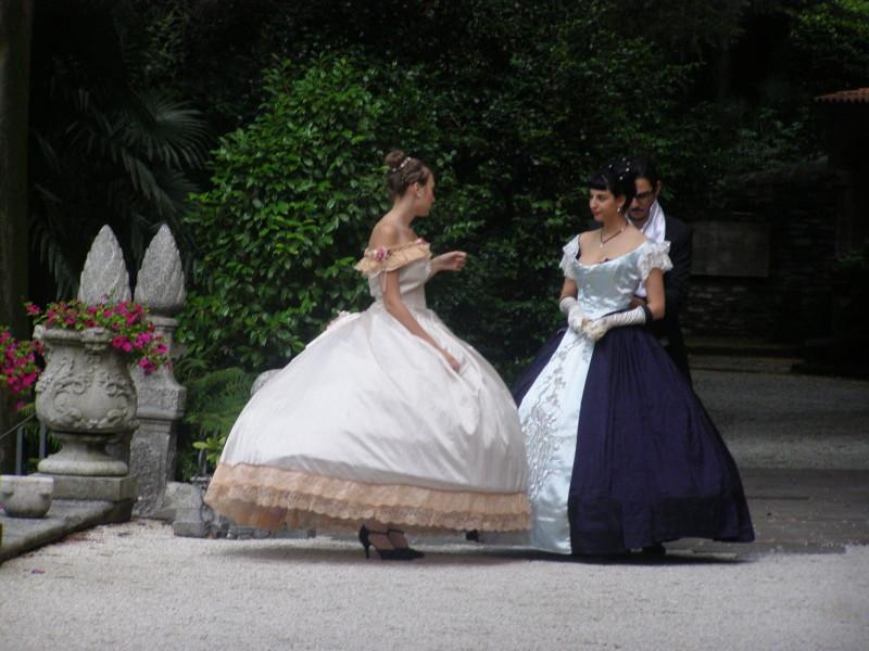 """""""Serata danzante ottocentesca"""", Castello di Urio, 14 giugno 2015"""